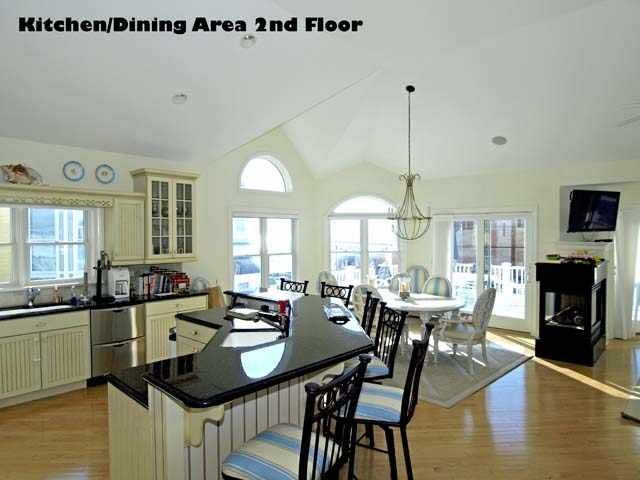 Two Story, Upside Down, Contemporary, Single Family - Stone Harbor, NJ (photo 4)