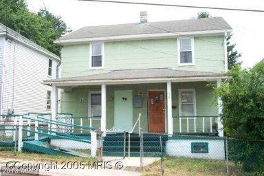Multi-Family - WESTERNPORT, MD (photo 1)