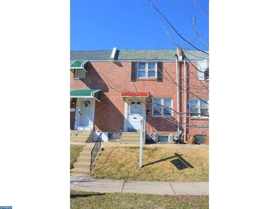 Row/Townhouse, Colonial - NORRISTOWN, PA (photo 2)