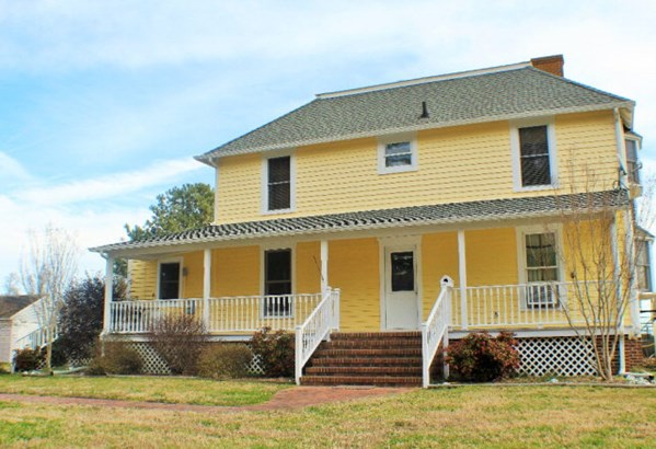 Colonial,Historical,Eastern Shore Style, Single Family - Accomac, VA (photo 1)