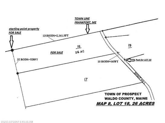 Cross Property - Prospect, ME (photo 1)