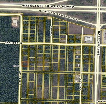 RESIDENTIAL LOTS - MILTON, FL (photo 1)