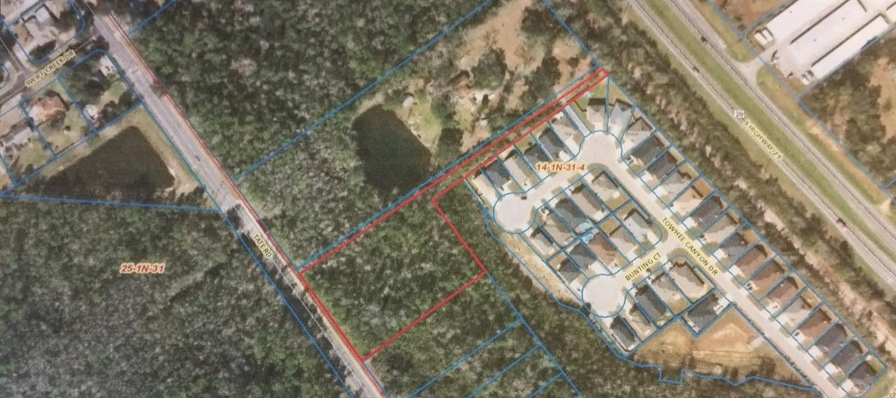 RESIDENTIAL LOTS - CANTONMENT, FL (photo 1)