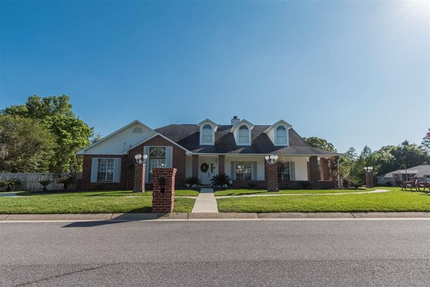 RES DETACHED, CONTEMPORARY,TRADITIONAL - CANTONMENT, FL (photo 1)
