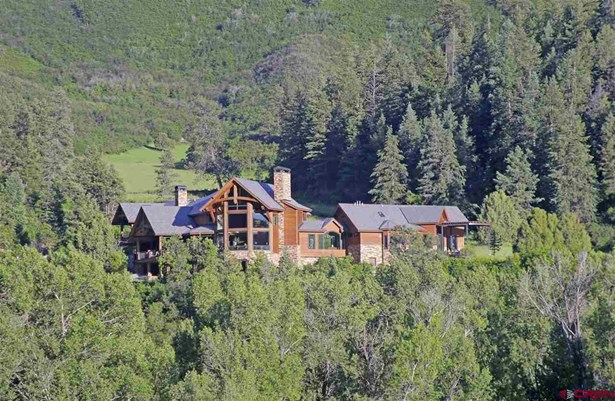 With Residence - Durango, CO (photo 1)