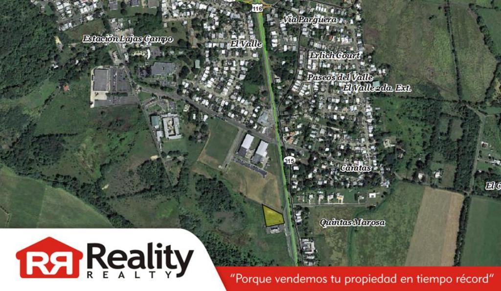 116 Km 2.4, Lajas - PRI (photo 1)