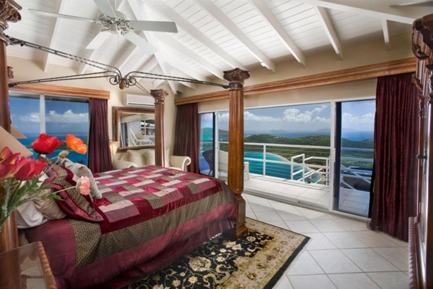 Master Bedroom with gorgeous view! (photo 2)