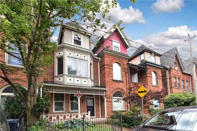 113  Winchester St, Toronto, ON - CAN (photo 1)