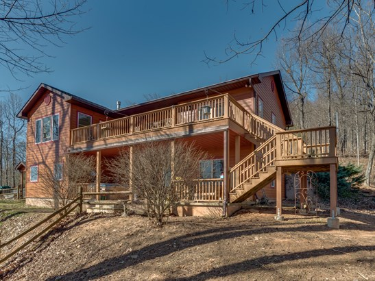 110  Bear Mountain Drive, Old Fort, NC - USA (photo 1)
