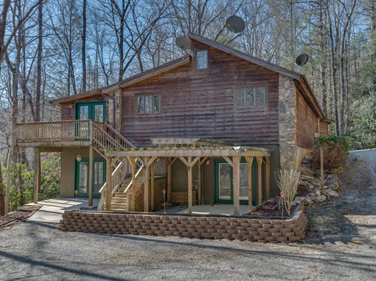 565  Hominy Branch Road, Hendersonville, NC - USA (photo 1)