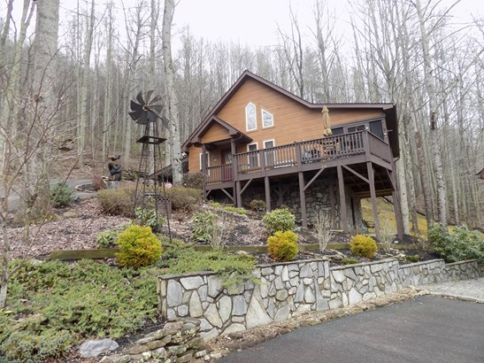 174  Cottontail Trail, Maggie Valley, NC - USA (photo 1)