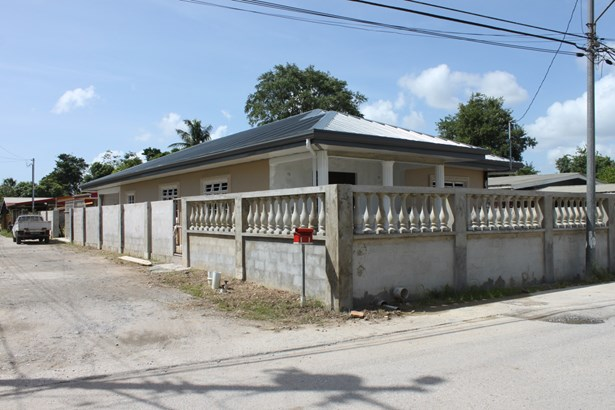 Brand New-Unfinished Cunupia Home For Sale (photo 1)