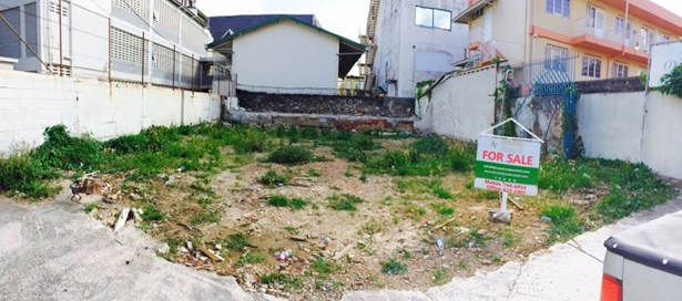 Land For sale Port of Spain