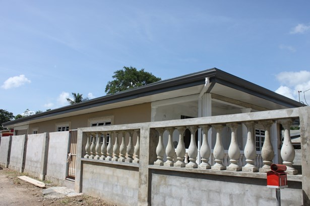 Brand New-Unfinished Cunupia Home For Sale (photo 2)