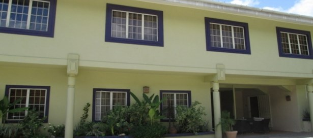 Apartment For Rent Maraval (photo 1)