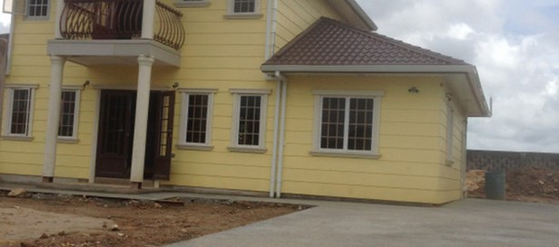 Two Storey House For sale Cunupia (photo 1)