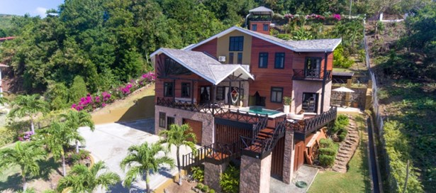 Villa For sale Gros Islet (photo 1)