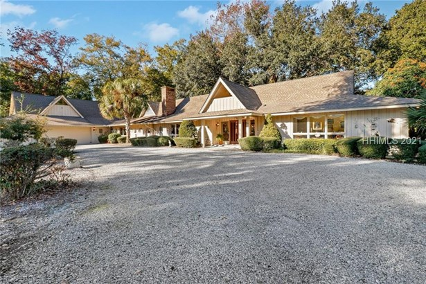 One Story, Residential-Single Fam - Hilton Head Island, SC