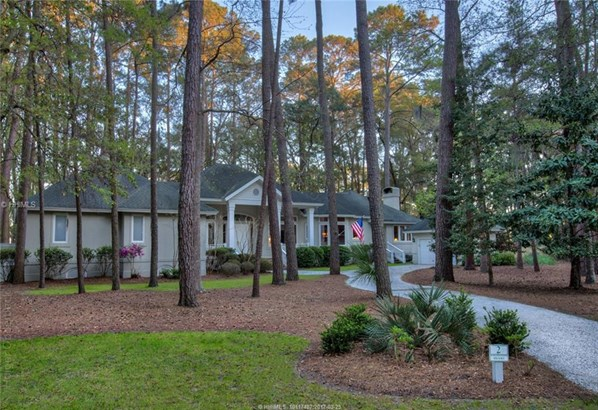 1st Elevated,One Story, Residential-Single Fam - Daufuskie Island, SC (photo 1)