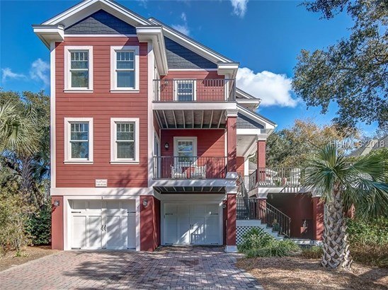 1st Elevated,Three Story, Residential-Single Fam - Hilton Head Island, SC (photo 1)