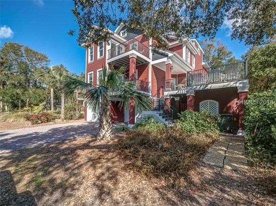 1st Elevated,Three Story, Residential-Single Fam - Hilton Head Island, SC (photo 2)