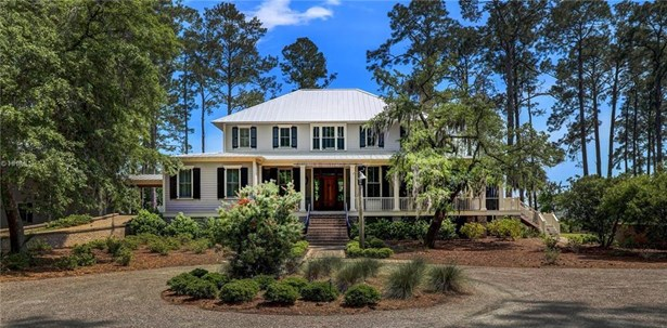 Three Story, Residential-Single Fam - Bluffton, SC (photo 1)