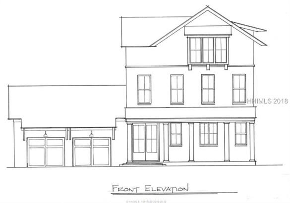 1st Floor On Grade,Three Story, Residential-Single Fam - Bluffton, SC