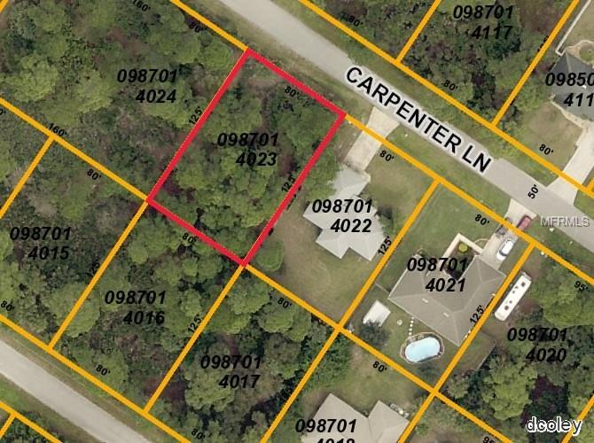 Carpenter Ln, North Port, FL - USA (photo 1)
