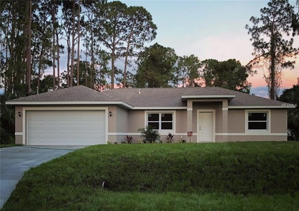 2350 Bronco Ln, North Port, FL - USA (photo 1)