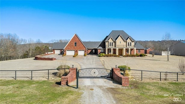 Traditional, House - Lincoln, AR