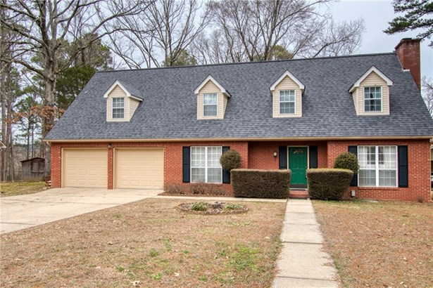 Traditional, House - Clarksville, AR