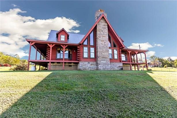 House, Log Home - West Fork, AR