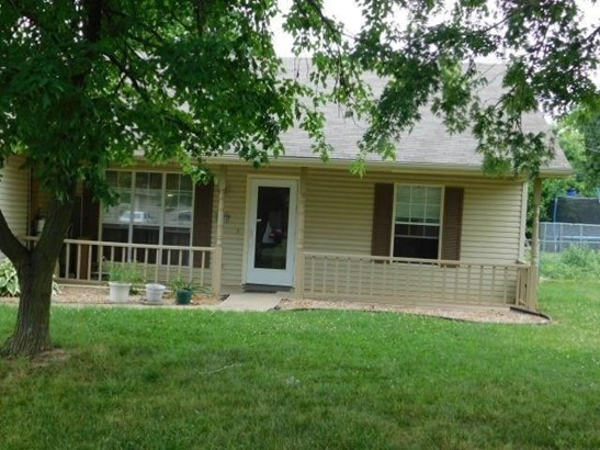 Craftsman,Traditional, House - Lowell, AR (photo 2)