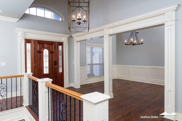 Traditional, House - Fayetteville, AR (photo 3)
