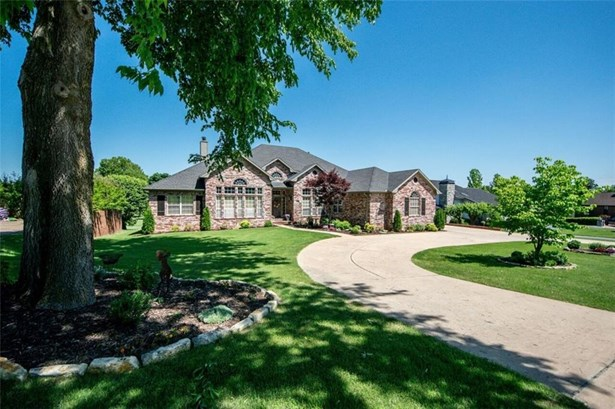 Traditional, House - Springdale, AR