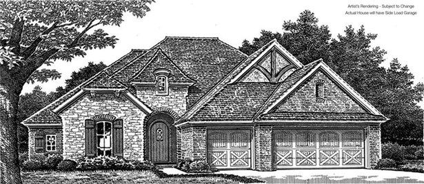 Traditional, House - Bella Vista, AR (photo 1)