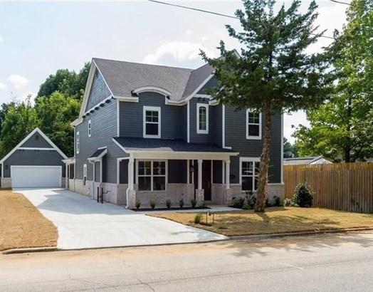 House - Fayetteville, AR (photo 1)