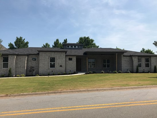 Contemporary, House - Rogers, AR (photo 2)