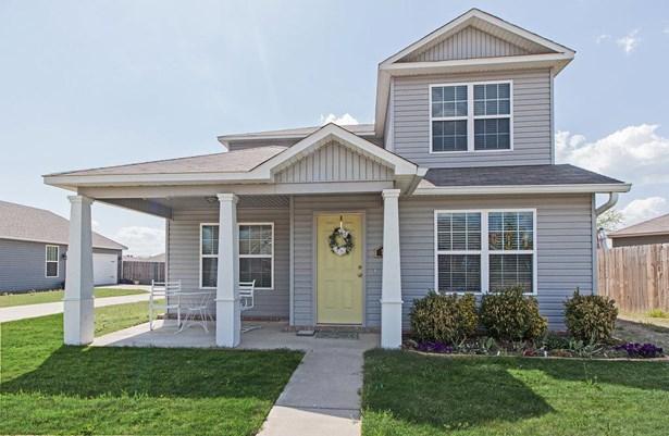 Craftsman, House - Fayetteville, AR (photo 1)