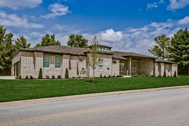 Contemporary, House - Rogers, AR (photo 1)