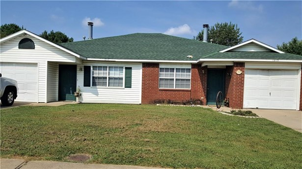 1317/1319  N Boxley , Fayetteville, AR - USA (photo 1)