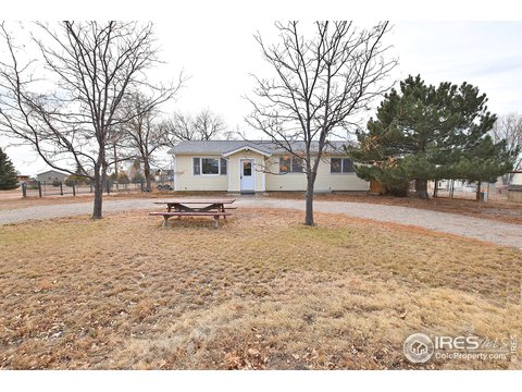 Residential-Detached, 1 Story/Ranch - Nunn, CO