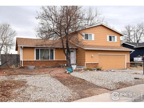 Residential-Detached, Four-Level - Loveland, CO