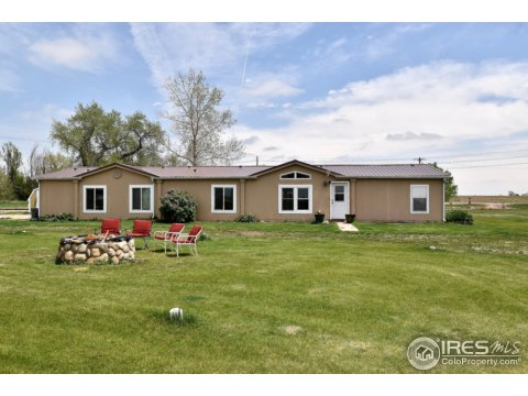 Residential-Detached, 1 Story/Ranch - Gill, CO (photo 1)
