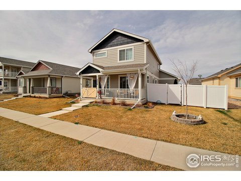 Residential-Detached, 2 Story - Evans, CO