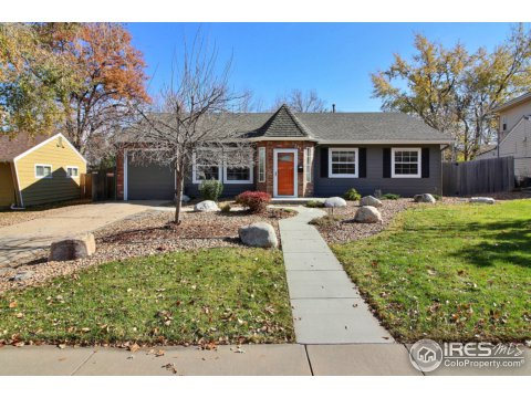 Residential-Detached, 1 Story/Ranch - Denver, CO (photo 1)