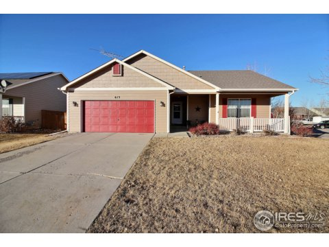 Residential-Detached, 1 Story/Ranch - Kersey, CO (photo 1)