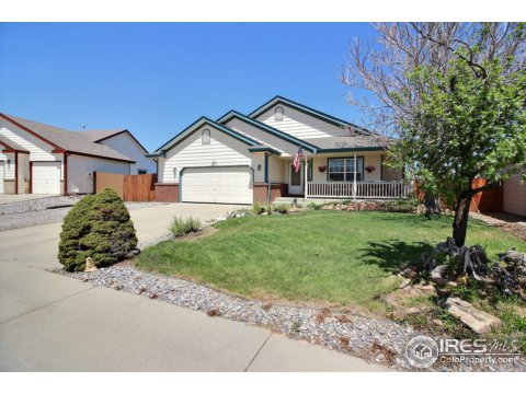 Residential-Detached, 1 Story/Ranch - Johnstown, CO (photo 1)