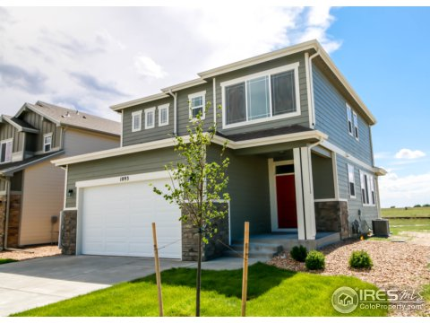 Residential-Detached, 2 Story - Wiggins, CO (photo 1)