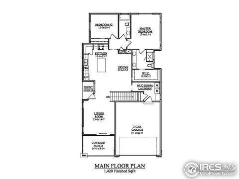 Residential-Detached, 1 Story/Ranch - Evans, CO (photo 3)